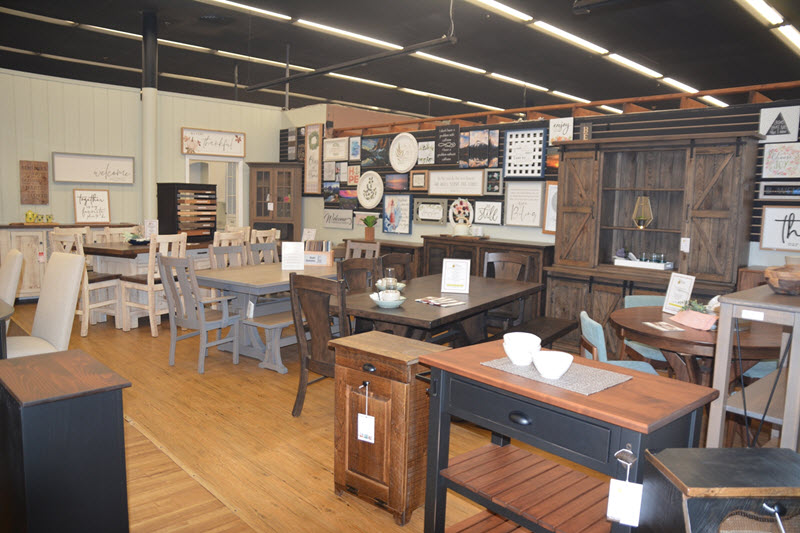 Amish kitchen tables dining room sets