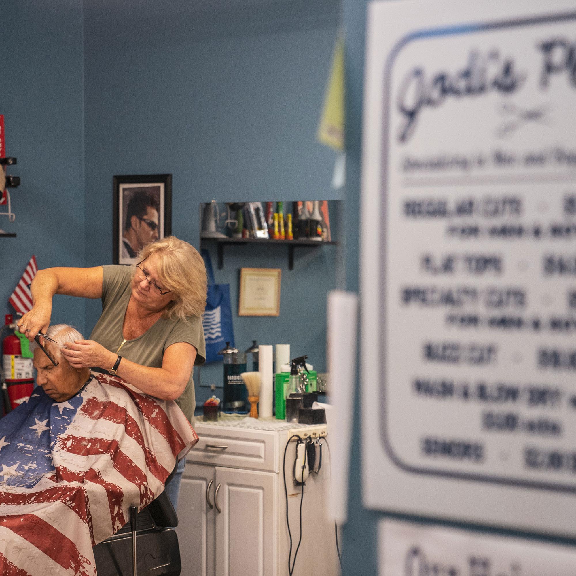 barber shop middletown de