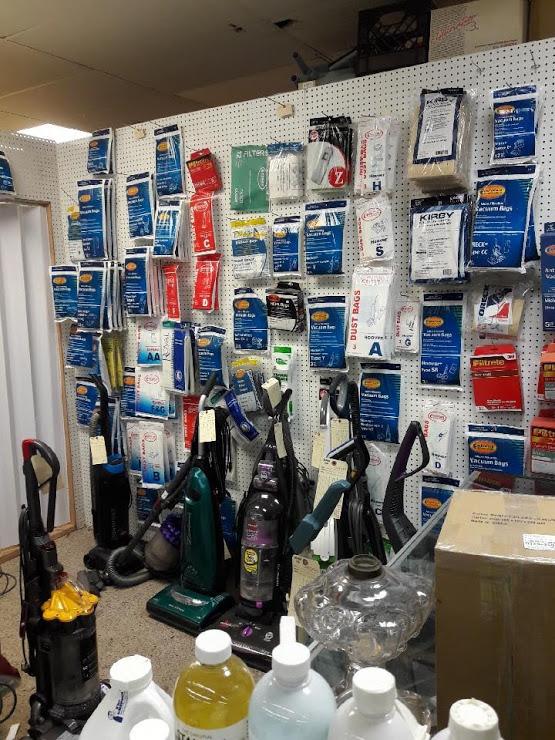 vacuum sales and service